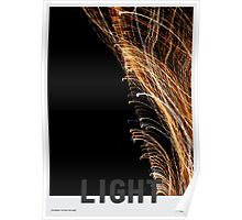Light - The bright within the dark Poster
