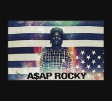 A$AP ROCKY MULTICOLOR by TheJokerSolo