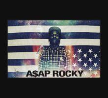 A$AP ROCKY COLOR T-Shirt