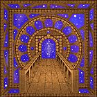 Infinity Gate (órvio) by peter barreda