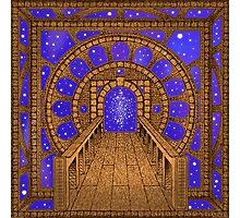 Infinity Gate (órvio) Photographic Print