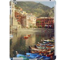 Cinque Terra iPad Case/Skin