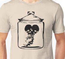 Two headed boy Unisex T-Shirt