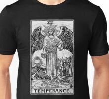 Temperance Tarot Card - Major Arcana - fortune telling - occult Unisex T-Shirt