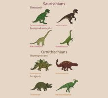 Dinosaur Classification by Koolkati3
