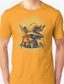 Strong Independent Black Mage Unisex T-Shirt
