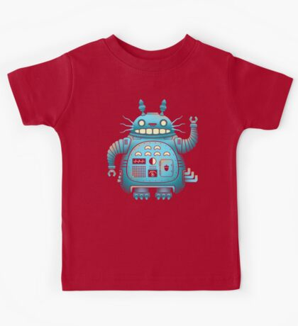 TOTOROBOT! Kids Clothes