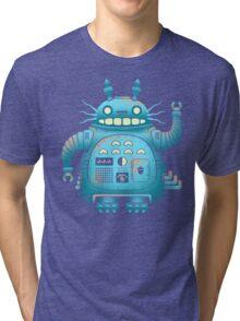 TOTOROBOT! Tri-blend T-Shirt