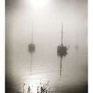 Windermere Fog and boats, www.steventaylorphotography.co.uk by Steven Taylor