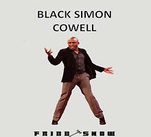 Black Simon Cowell T-Shirt Unisex T-Shirt