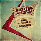Four Aces Motel  by Honey Malek