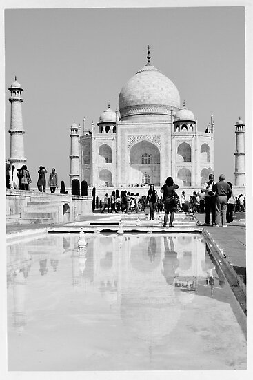 The Taj by tutulele