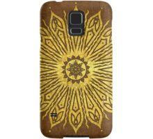 ozoráhmi mandala, copper Samsung Galaxy Case/Skin