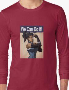 Avatar Korra Long Sleeve T-Shirt