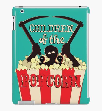 Children of the Popcorn  iPad Case/Skin