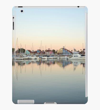 Marina Village iPad Case/Skin
