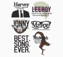Best Song Ever Characters Kids Clothes