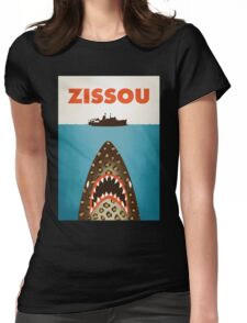 Zissou Womens Fitted T-Shirt