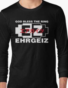 #GBTR + Text Long Sleeve T-Shirt