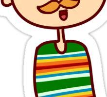 Juan Watson Sticker