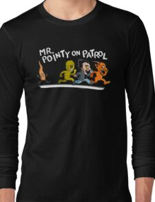 Mr. Pointy Long Sleeve T-Shirt
