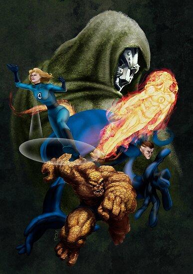 Shadow of Doom by danielcm