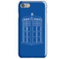 TARDIS Blue iPhone Case/Skin
