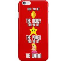 Mario Montana (today colors) iPhone Case/Skin