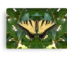 Symmetry in Nature Canvas Print