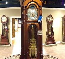 Grandfather Clock Family Reunion by joshgranovsky