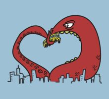 monster love by helder