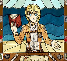I The Magician - Armin Arlert by legendaryarmor