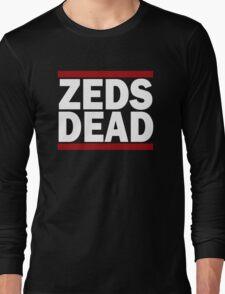 ZEDS DEAD BABY Long Sleeve T-Shirt