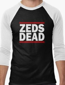 ZEDS DEAD BABY Men's Baseball ¾ T-Shirt