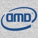 AMD INTEL by EdwardDunning