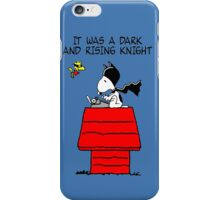 Snoopy Batman iPhone Case/Skin