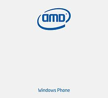 AMD INTEL WINDOWS PHONE IPHONE by EdwardDunning