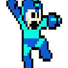 MegaMan by kaduri