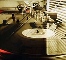 Turntables by Adam Berardi