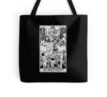 Judgment Tarot Card - Major Arcana - fortune telling - occult - Judgement Tote Bag