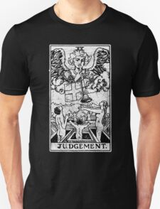 Judgment Tarot Card - Major Arcana - fortune telling - occult - Judgement T-Shirt