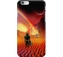 No One Left but Robots iPhone Case/Skin