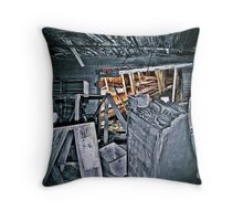 Not The Exit You Expected Throw Pillow