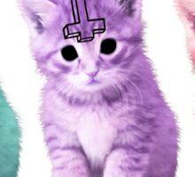 CATS! CATS! CATS! Sticker