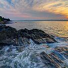 Newport Sunrise by Euge  Sabo