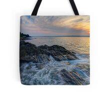 Newport Sunrise Tote Bag
