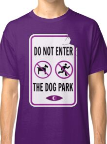 Night Vale - Dog Park Classic T-Shirt