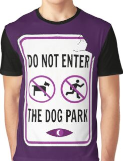 Night Vale - Dog Park Graphic T-Shirt