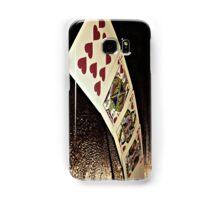 Cards of Hearts Samsung Galaxy Case/Skin