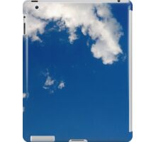 A Cloud in the Sky iPad Case/Skin